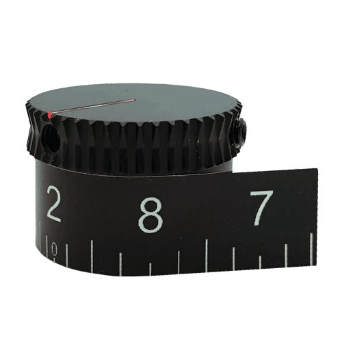 Waterproof Custom Turret Label